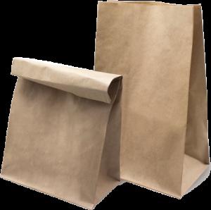 Бумажные фасовочные пакеты